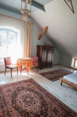 pokój lazurowy