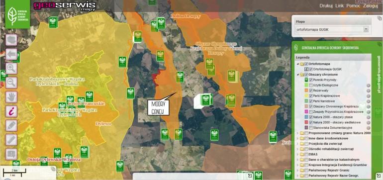 mapa-ochrona-srodowiska